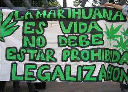 Liberad la marihuana